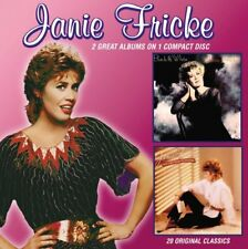 Black & White/First Word in Memory by Janie Fricke (CD, Apr-2000, Collectables)