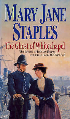 1 of 1 - Ghost Of Whitechapel (A corgi book), Staples, Mary Jane, New Book
