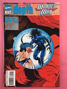 Wonder-Man-Hidden-Profundidad-Brotherly-Odio-3-Marvel-Comics-No-24-Aug-Vfn