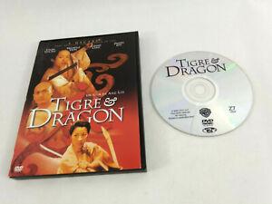 DVD-VF-Tigre-et-Dragon-Michelle-Yeoh-Chow-Yun-Fat-4-Oscars-Envoi-suivi