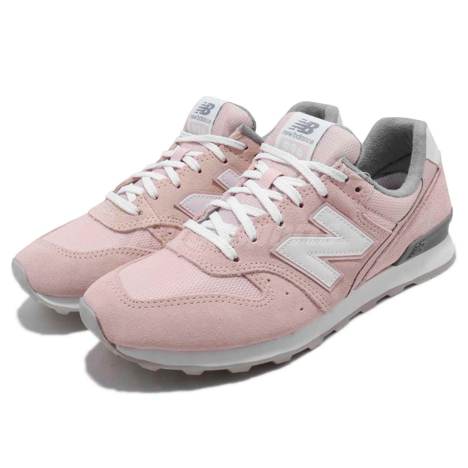 New Balance WR996ACP D Wide Pink White Women Running shoes Sneakers WR996ACPD