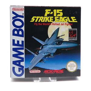 GameBoy F-15 Strike Eagle OVP CIB Nintendo Game Boy GB Spiel - Höxter, Deutschland - GameBoy F-15 Strike Eagle OVP CIB Nintendo Game Boy GB Spiel - Höxter, Deutschland