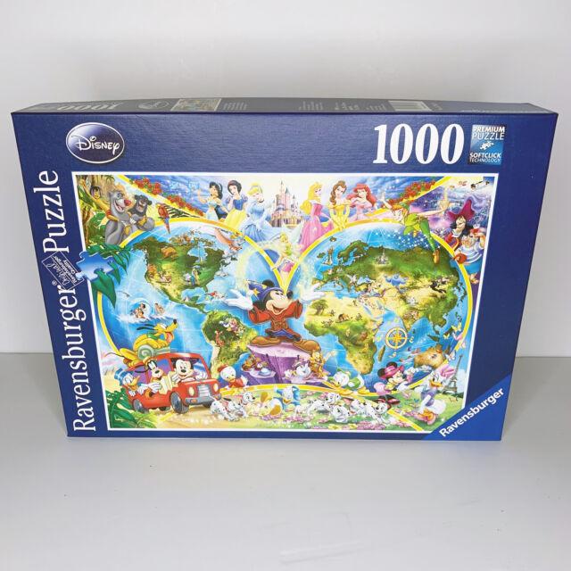 Switzerland map Jigsaw Puzzle 1,000 Pieces Ravensburger