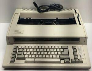 IBM-Lexmark-Wheelwriter-1000-Electronic-Typewriter