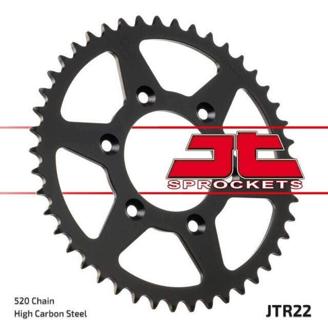 Aprilia 125 Tuareg Rally 89 onwards JT Rear Sprocket JTR22 49 Teeth