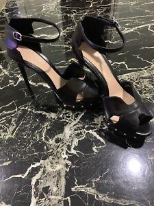 Alexander-McQueen-Sandals-Ladies-Heels-Shoes-Size-39