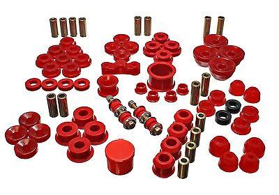 Energy Suspension Hyper-Flex System Red for 94-01 Integra # 16.18105R