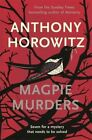 Magpie Murders by Anthony Horowitz (Hardback, 2016)
