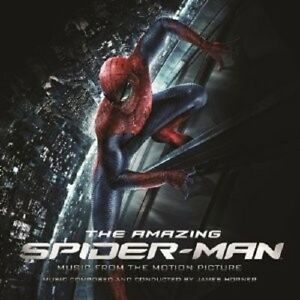 James-Horner-The-Amazing-Spider-Man-OST-CD-NUOVO-Horner-James-colonna-sonora