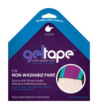 W x 81 ft /'SnotTape  1.25 in L White  Low Strength  Painter/'s Tape  1 pk