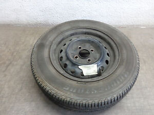 Image Is Loading Spare Tire Amp Rim Nissan Sentra GXE GLE