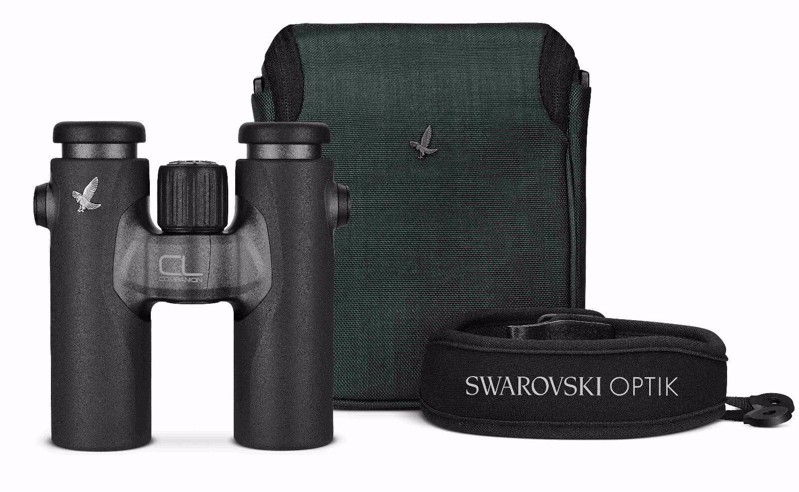 Leica Fernglas Mit Entfernungsmesser Geovid 8x56 R : Swarovski cl companion anthrazit urban jungle ebay
