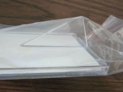 Pro-Mold PC13 1-Screw Trading Card Holders with Built-In Stand New