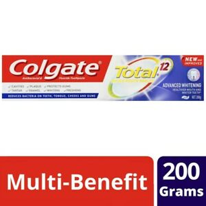 Colgate Multi Benefit Advanced Whitening Toothpaste 200 gram