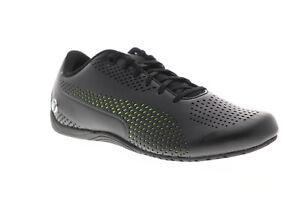 Puma-BMW-M-Motorsport-Drift-Cat-5-Ultra-II-Mens-Black-Low-Top-Sneakers-Shoes