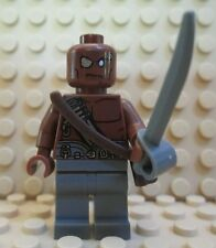 LEGO 4191 Pirates of the Caribbean Captain's Cabin Gunner Zombie Minifigure Part