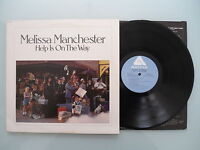 Melissa Manchester - Help Is On The Way,  US 1976,  LP,  Vinyl: vg+