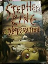 Desperation : Roman by Stephen King (1996, HCDJ) 1st Edition  New
