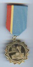 Medal 10 years of Astana, Kazakhstan