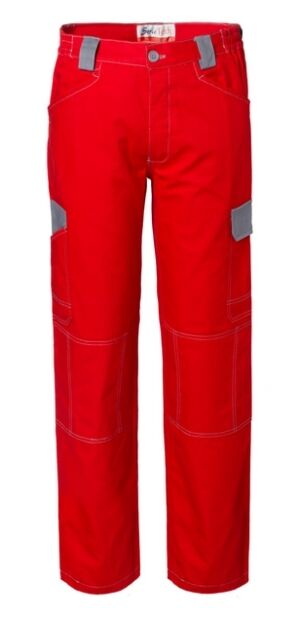 Calzoni men da Lavgold Resistenti red grey X Gommista Meccanico Garage