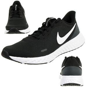 oportunidad retrasar compensar  Nike Revolution 5 Zapatillas para Correr Hombre de Negra | eBay