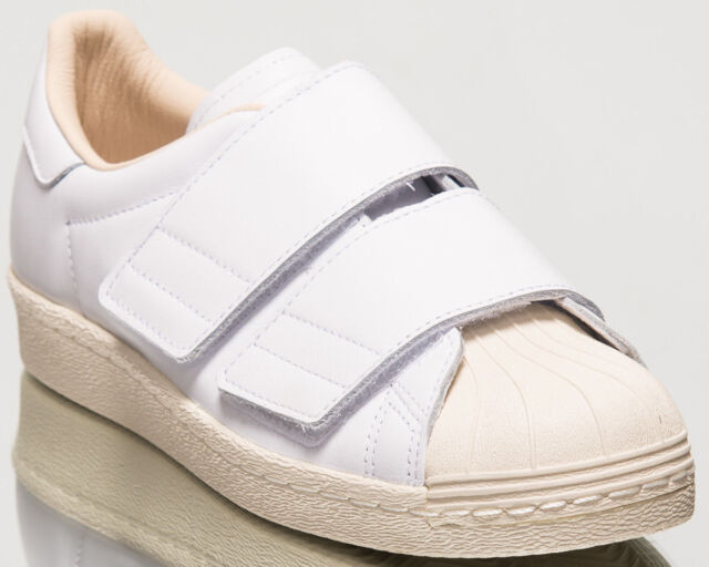 global Pollinator Portico  adidas Superstar 80s CF W CQ2447 WHT Leather Two-strap SNEAKERS Shoes  Women's 9 for sale online | eBay