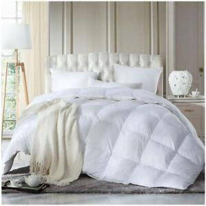 LUXURY-HOTEL-QUALITY-GOOSE-DUCK-FEATHER-amp-DOWN-DUVET-QUILTS-ALL-SIZES-10-5-TOG