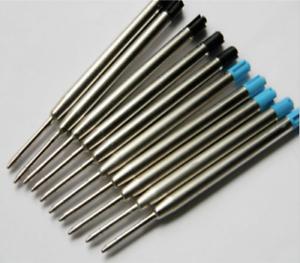 Parker Stil Kugelschreiber Tinte Nachfüllpack 5 Stk 5 Stk Schwarz Mode Blau