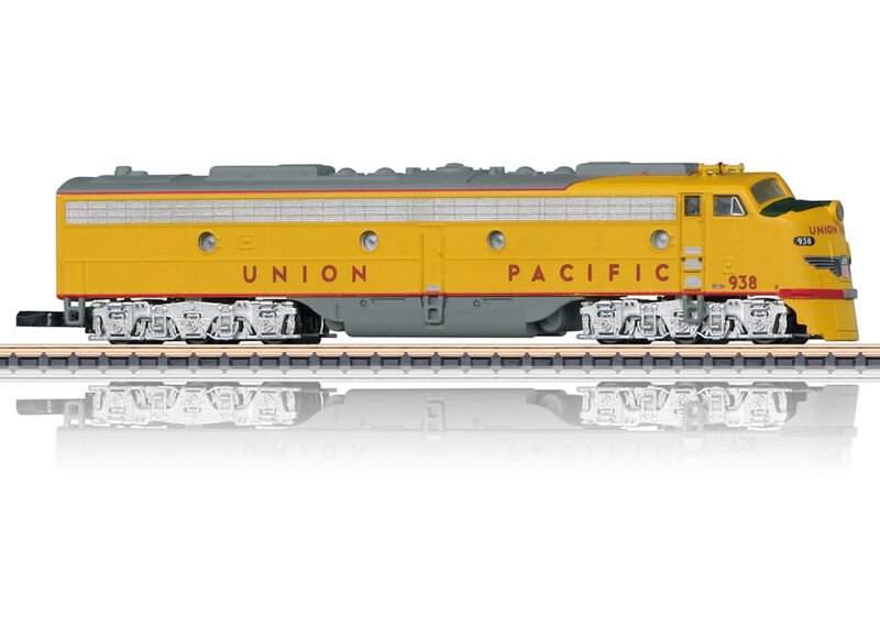 Märklin 88627 diesellok e8a de la Unión Pacific  neu en OVP