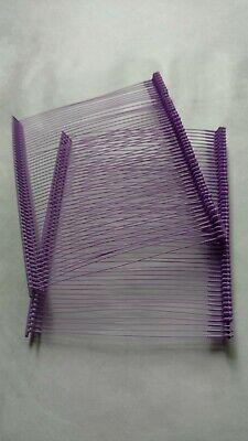 3757d2e0f3f8 5,000 3 inch Barbs Fasteners Lavender Fits Standard or Reg Price Tag  Tagging Gun | eBay