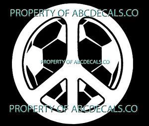 VRS-PEACE-SIGN-LOVE-SOCCER-BALL-INSIDE-CAR-DECAL-VINYL-STICKER