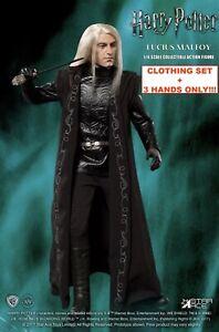 Star Ace (Harry Potter) à l'échelle 1/6 Lucius Malfoy - Ensemble de vêtements Mains (3x)