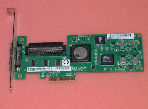 LSI Logic Ultra320 SCSI Controller Card LSI20320IE PCI-Express