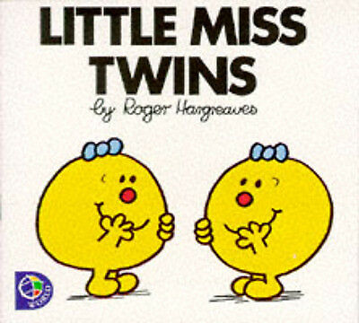 Little Miss Library: Little Miss Twins by Roger Hargreaves (Paperback /