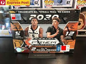 2020 PANINI PRIZM DRAFT PICKS NBA BASKETBALL MEGA BOX RED ICE LAMELO? EDWARDS?
