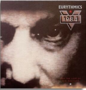Eurythmics-1984-Record-Store-day-Rsd-2018-Red-Vinyl-12-034-New