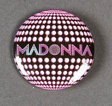 Madonna Confessions on a dancefloor Promo disco ball Badge Pin button 2005 new