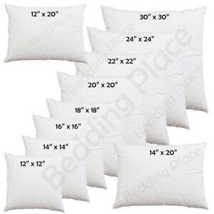 14 x 14 Cushion insert filler pad