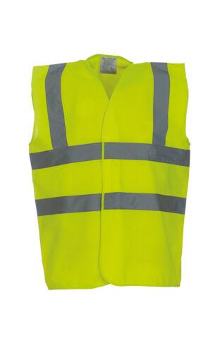 Kids Horse /& Rider Printed Hi-Vis Vest Equestrian Safety High Visibility Jacket