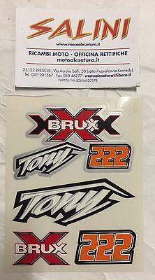Sticker Adesivo KTM Tony Brux