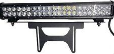 Aluminum Universal Front License Plate Mount Bracket for Off Road LED Light Bar