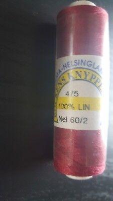 fil en lin bockens violet  60//2