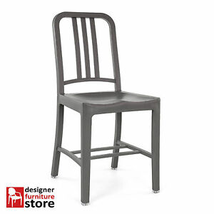 Replica-Emeco-US-Navy-Chair-Plastic-Version-Dark-Grey