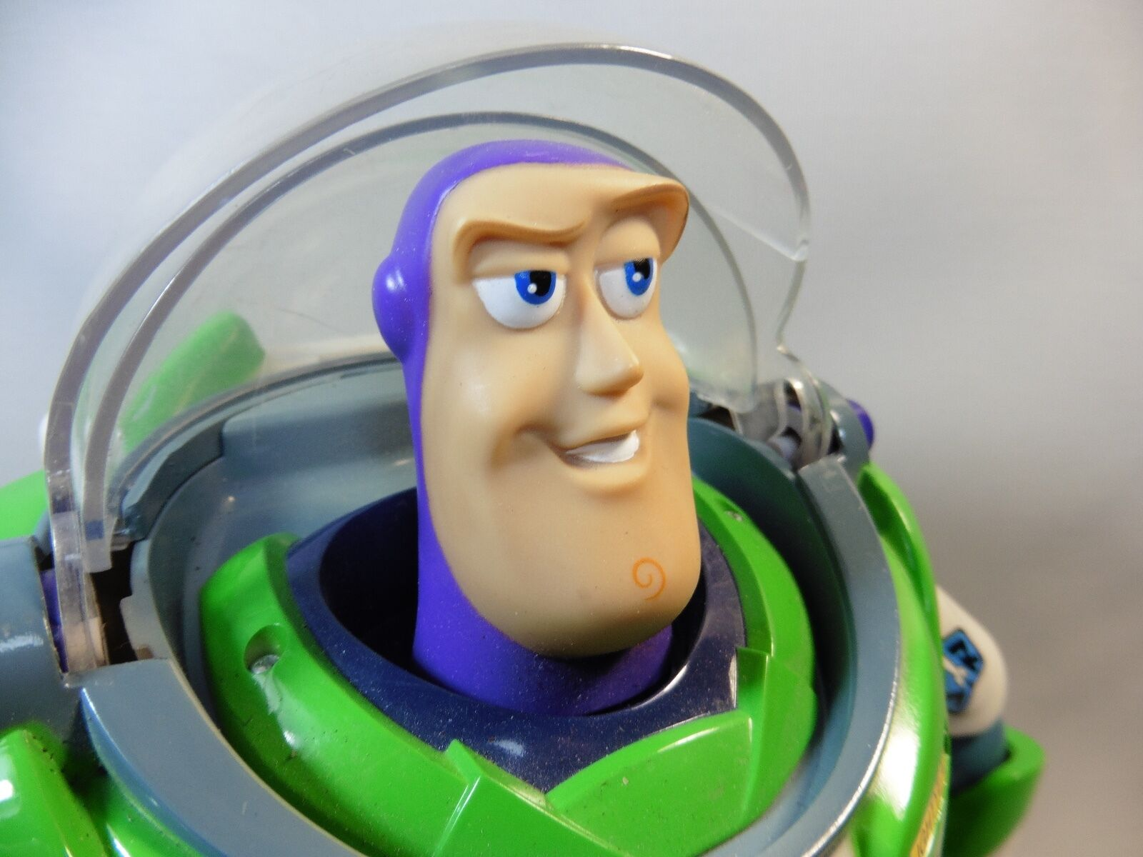 BUZZ L FLASH PARLE ENGLISH VISIERE FISSUREE ON ON ON 2 CM f0ce6b