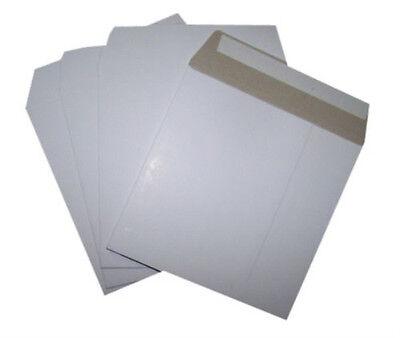"100x 12"" Record Vinyl Self Seal Post Mailers Envelopes"