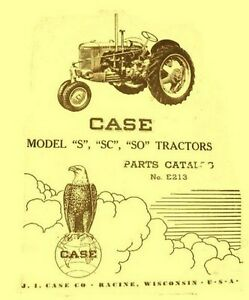 Case-Model-S-SC-and-SO-Tractor-Parts-Catalog-Manual-1940-1951