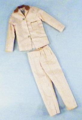 "Complete Vintage 1961 Barbie /""Ken #781 Sleeper Set/"" Ensemble"