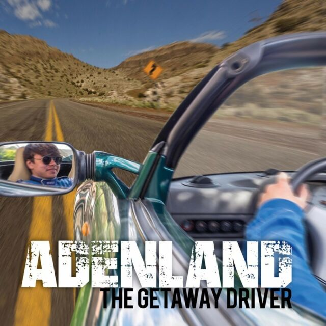 ADENLAND - The Getaway Driver CD,  Price fixed at £6