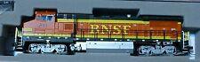 Atlas N #48867 BNSF Dash 8-40BW Road #511 (Locomotive) DCC