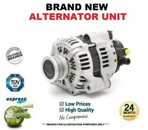 Brand New ALTERNATOR for FIAT PANDA 1.2 LPG 2009->on